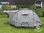 Refugee Tent, Tents4Life, 10 persons, Silver