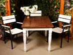 Wooden Set's, tables, benches and chairs for Garden, Pub, Hotel and Bar