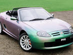 ROVER MG TF & MGF WANTED ** TOP PRICES PAID FOR LOW MILEAGE CARS **