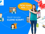 40% Offer Ecommerce Multi Vendor Marketplace Script