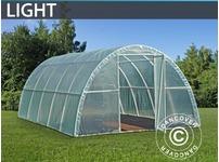 Polytunnel Greenhouse Light 3x10x1,9 m, Transparent