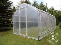 Polytunnel Greenhouse SEMI PRO Plus 2x5x2 m
