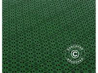 Plastic flooring Basic, Multiplate, Green, 40.59 m
