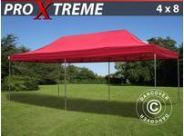 Pop up gazebo FleXtents Xtreme 4x8 m Red