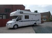 Luxury 4 berth - Fully Loaded -2002 Autotrail Mohican