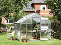 Greenhouse Polycarbonate Juliana Junior 9.9m, 2.77x3.70x2.57m, Aluminium