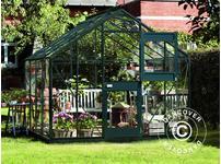 Greenhouse Glass Juliana Junior 2.77x2.98x2.57 m, Anthracite