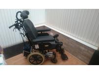 Invacare Rea Azalea wheelchair with motor