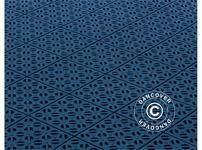 Plastic flooring Basic, Multiplate, Blue, 40.59 m