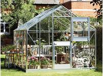 Greenhouse Glass Juliana Junior 2.77x2.98x2.57 m, Aluminium