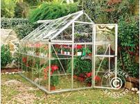 Greenhouse polycarbonate Harmony 5.6m, 1.85x3.06x2.08 m Silver