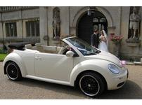 VW BEETLE WEDDING CAR HIRE LEICESTER & EAST MIDLANDS