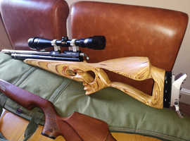 Air arms S400f carbine