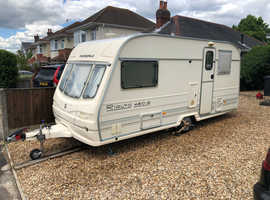 Second Hand Used Touring Caravans For Sale in Hampshire ...