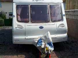 Second Hand Used Touring Caravans For Sale in Chipping ...