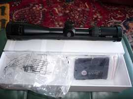 hawke airmax 4-12x40 with amx ret new in the box