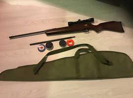 Beeman air rifle for sale