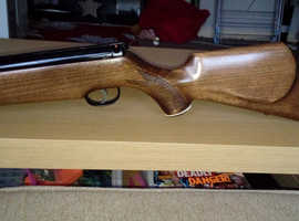 WEBLEY ECLIPSE mk2 carbine cal ,22 from a