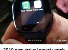 2019 new arrival smart watch
