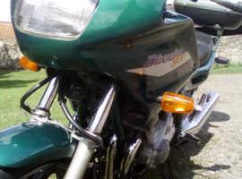 Diversion 900s Yamaha 1996 Model