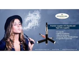 Wholesale e-cigs  0.49 - Manchester - The Vaping and E-cigarette has become most popular and growing rapidly with use of electronic cigarette. Several studies found that use of e-cigarette safer than traditional cigarettes. E-Liquid is very simple and mix of containing just four  - Manchester