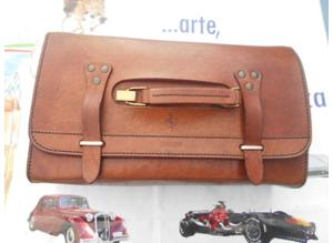 Tool kit bag for Ferrari 348