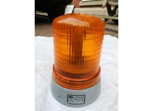 Hella Orange Vehicle Flashing Light