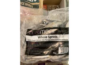1kg Nutriment Whole Sprats