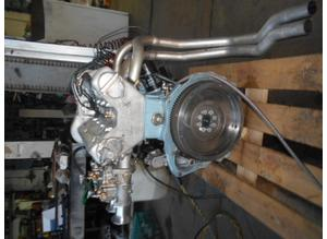 Engine Osca 1600 overhauled