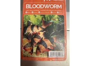 30 Cubes Of Bloodworms