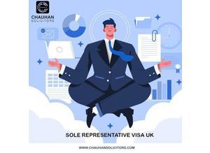 Sole Representative Visa Application. Chauhan Solicitors