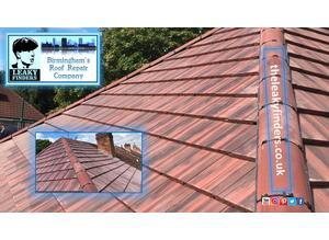 Birmingham's Roof Repair Company - We always find the Leaks!