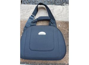 A Revelation Black Business Travel Bag