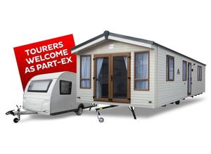 Part Exchange Your Tourer or Motorhome Into One Of Our Static Caravans