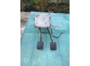 Pedal board for Lamborghini Urraco