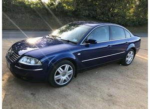Volkswagen Passat W8 Wanted Please