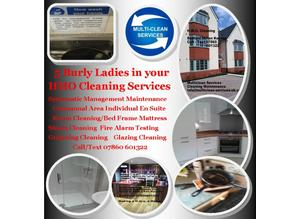 Hmo Cleaning Maintenance and Testing Bedford Bedfordshire