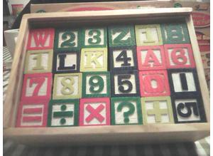 Box 48 educational Blocks