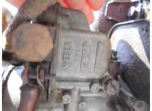 Engine Fiat 600 Multipla