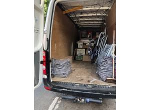 Man and van hire UK