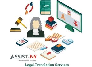 Legal Translation Services New York