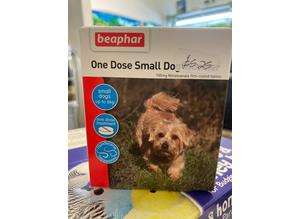 Small Dog/Puppy Worming Tablets