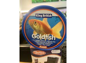 55g Goldfish Flakes