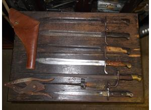 Various Bayonets and Bits (prices in description)