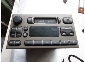 Radio stereo for Jaguar S type