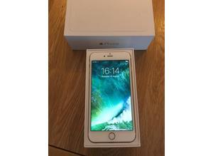 Iphone 6 plus 128 gb gold color