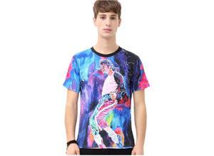 3D T Shirt Michael Jackson for Fans