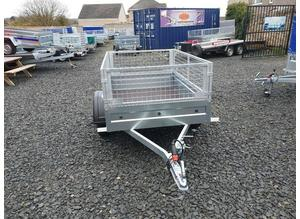 BRAND NEW 5x4 TRAILER WITH 40CM MESH