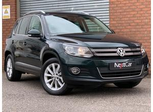 Volkswagen Tiguan 2.0 TDI BlueMotion Tech 4Motion (4WD) Absolutely Immaculate Throughout....with Full Service History
