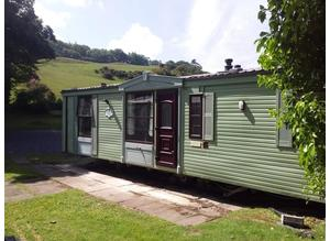 Double Glazed And Heated Sited Static Caravan For Sale At Lagganhouse Country Park - South Ayrshire